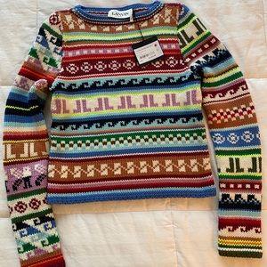 NEW LANVIN sweater